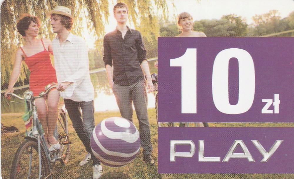 Play 10zł (2014/04/20)