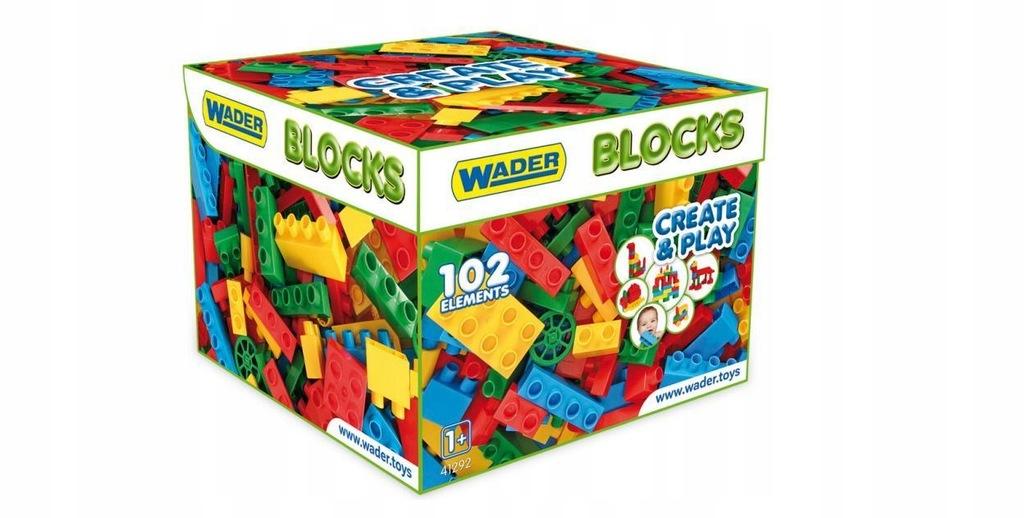 KLOCKI BLOCKS CREATE&PLAY