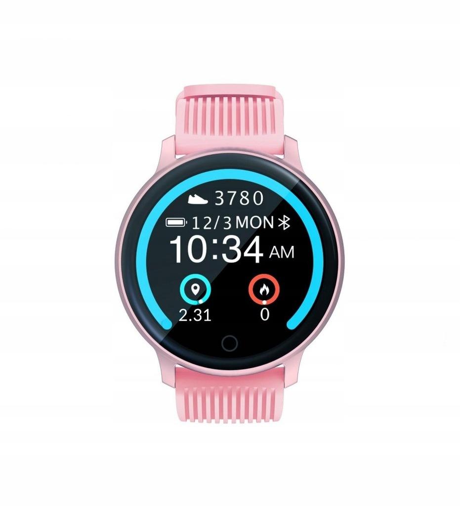 Smartwatch Lenovo Blaze różowy