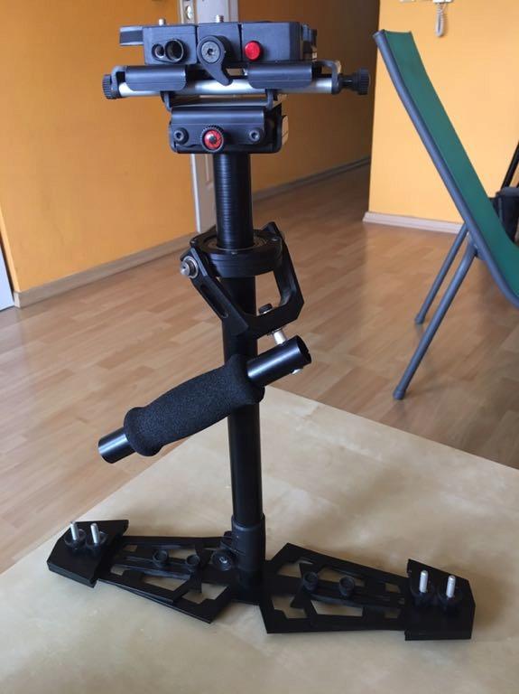 One Gravity Steadicam jak nowy Glidecam HD2000 Wwa