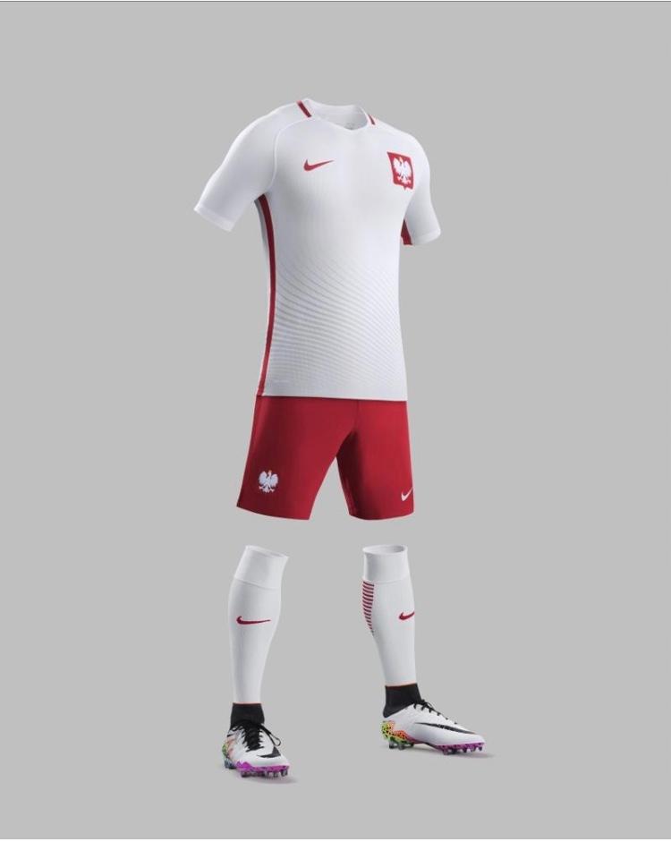 Komplet reprezentacja Polski Nike dri fit XS/S