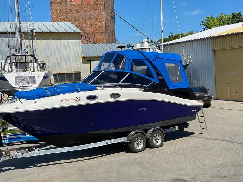 Jacht motorowy Sea Ray 265 Sundancer