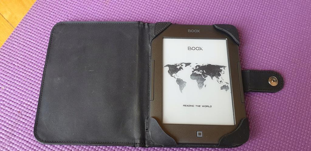 Czytnik ebook Onyx Boox i62HD Angel Glow+Pokrowiec