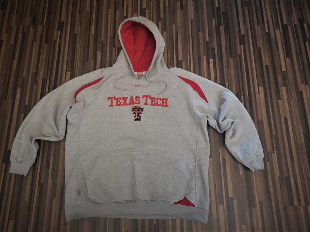 Bluza NIKE Team TEXAS TECH !!Rozm.XL/XXL