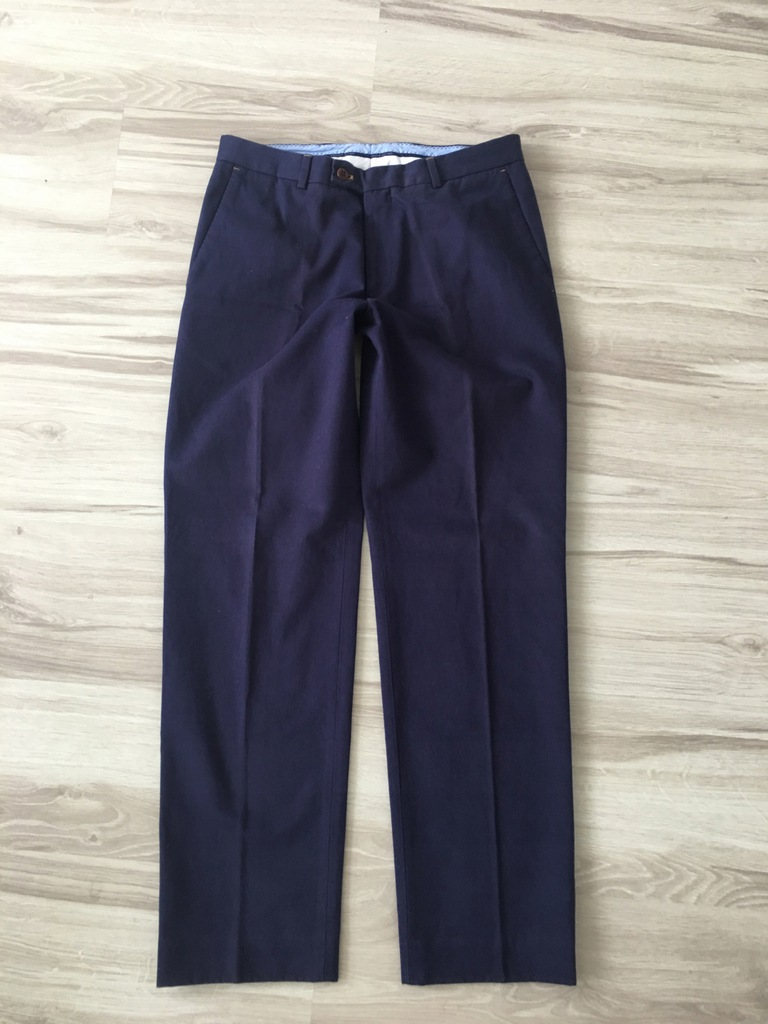 Spodnie Tommy Hilfiger r. M/L ( 48)_jak nowe