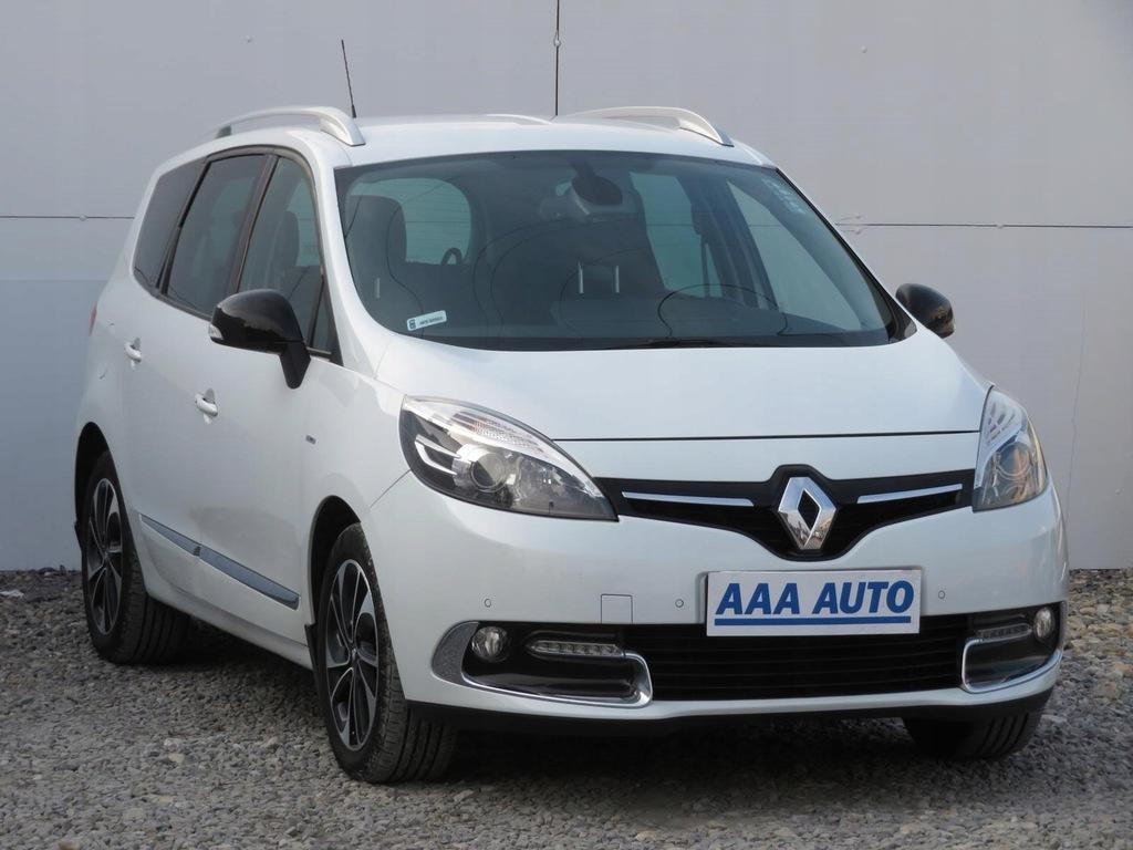 Renault Grand Scenic 1 6 Dci Automat 7 Miejsc 8441774293 Oficjalne Archiwum Allegro