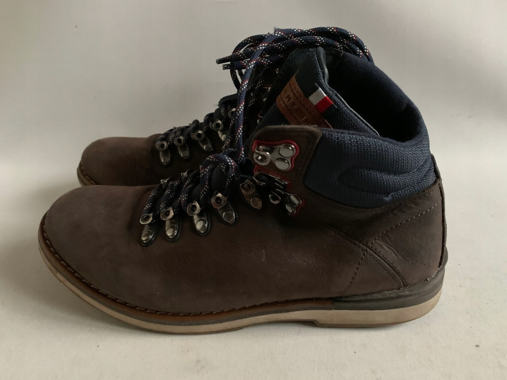 TOMMY HILFIGER OUTDOOR HIKING DETAIL BOOT 40
