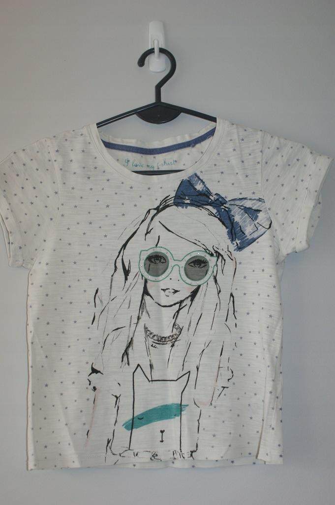 Bluzeczka dziewczęca Next 134 cm, 9 lat