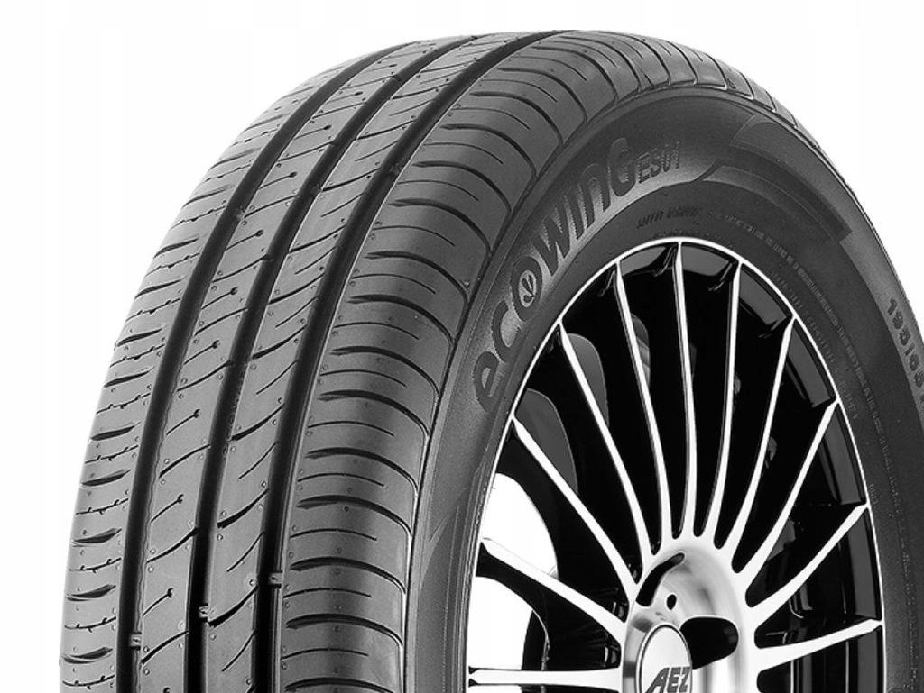 2x Kumho 185/55R15 82H ECOWING ES01 KH27