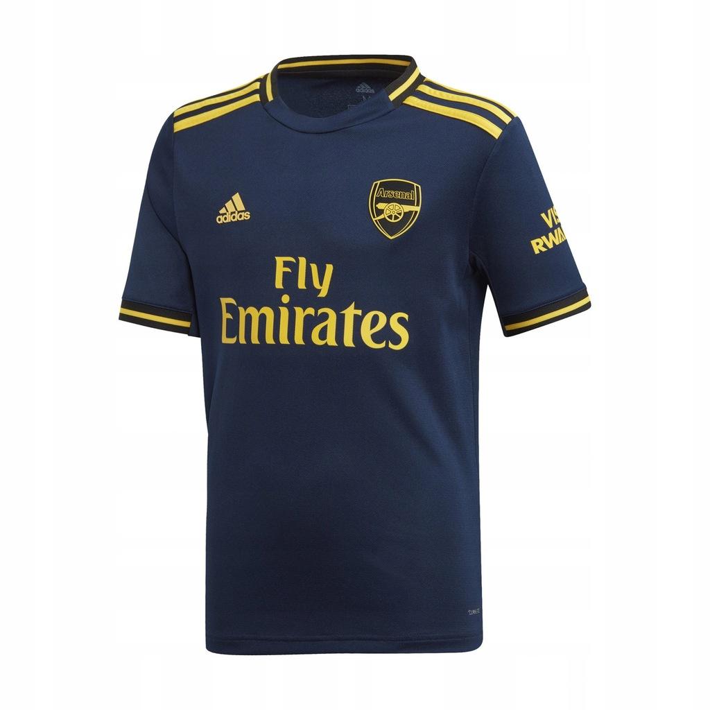 19-20 Koszulka ADIDAS ARSENAL LONDYN Third 3XL