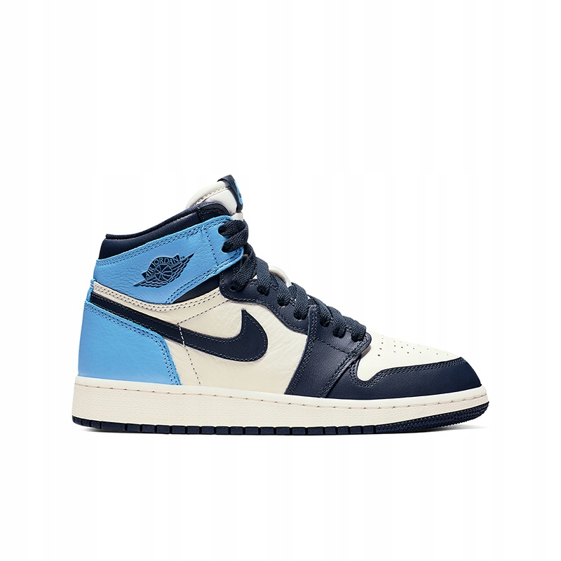 Buty męskie Nike Air Jordan 1 Bred Toe roz. 41