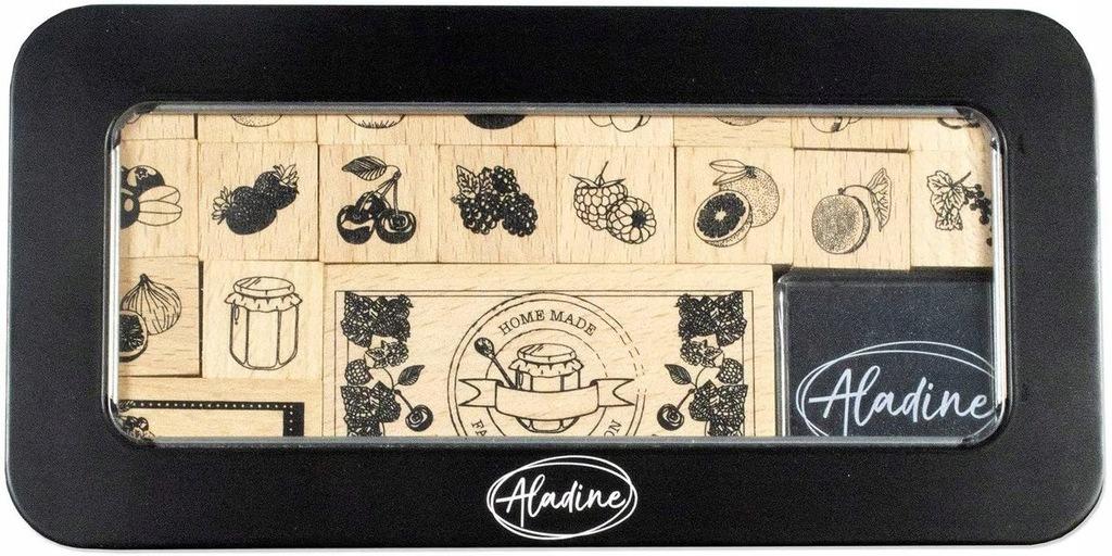 0estaw stempli drewnianych Aladine Jam (03485)