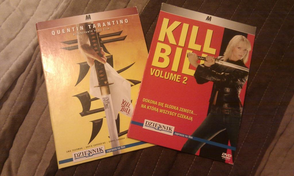 KILL BILL & KILL BILL 2    2filmy!