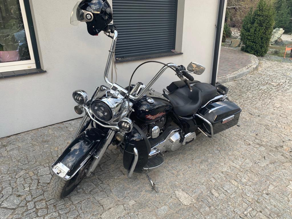 Harley road King 2szt z USA