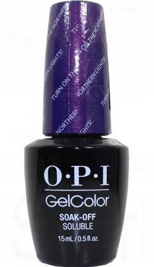 AKAR GelColor OPI TURN ON THE NORTHERN LIGHTS 15ml