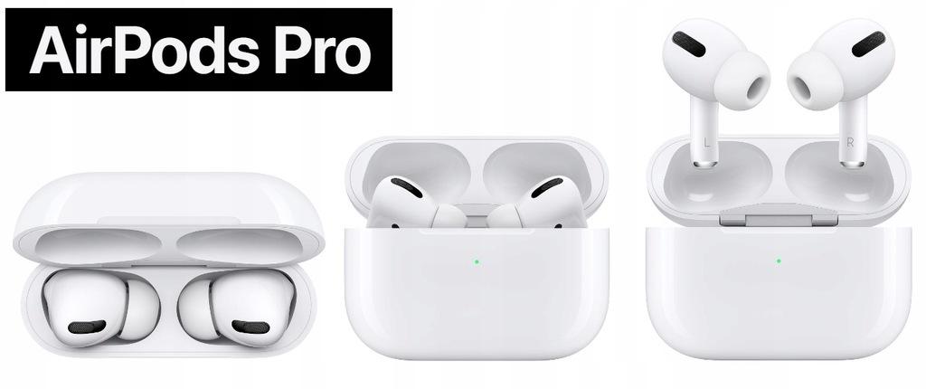 Słuchawki Apple Airpods PRO 950zł od ręki