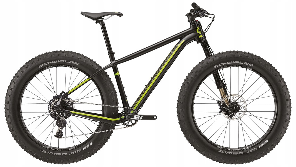 NOWY FATBIKE CANNONDALE FAT, LEFTY, 1/11, M, -36%