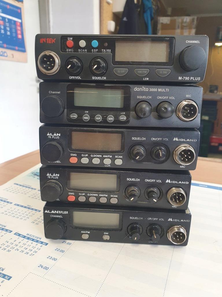 CB radia Alan 78,Danita,Intek zobacz to!