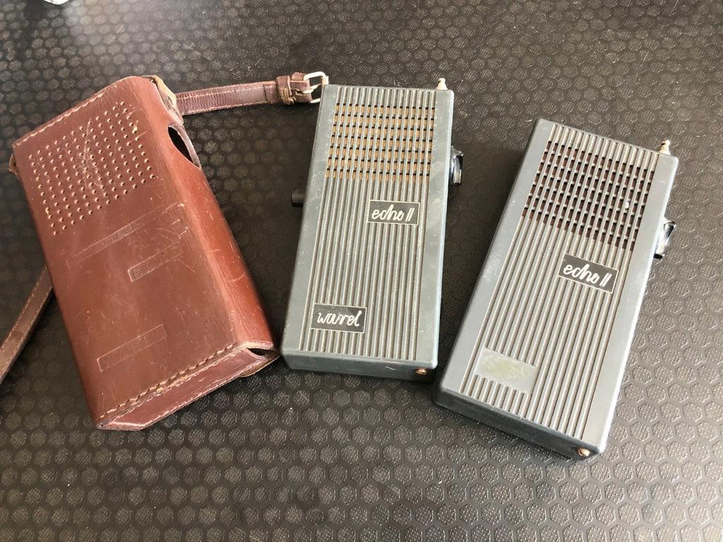 Radiotelefon ECHO 2 - WAREL - LICYTACJA