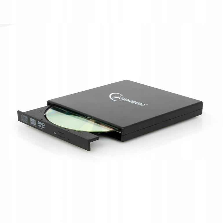 Gembird Napęd DVD na USB zewnętrzny DVD-USB-02