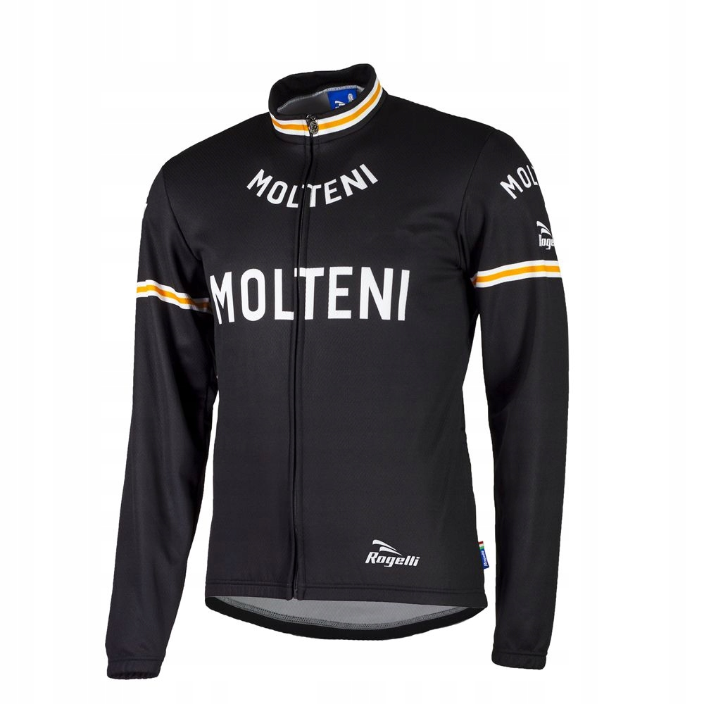 ROGELLI BIKE MOLTENI męska bluza rowerowa r.XL