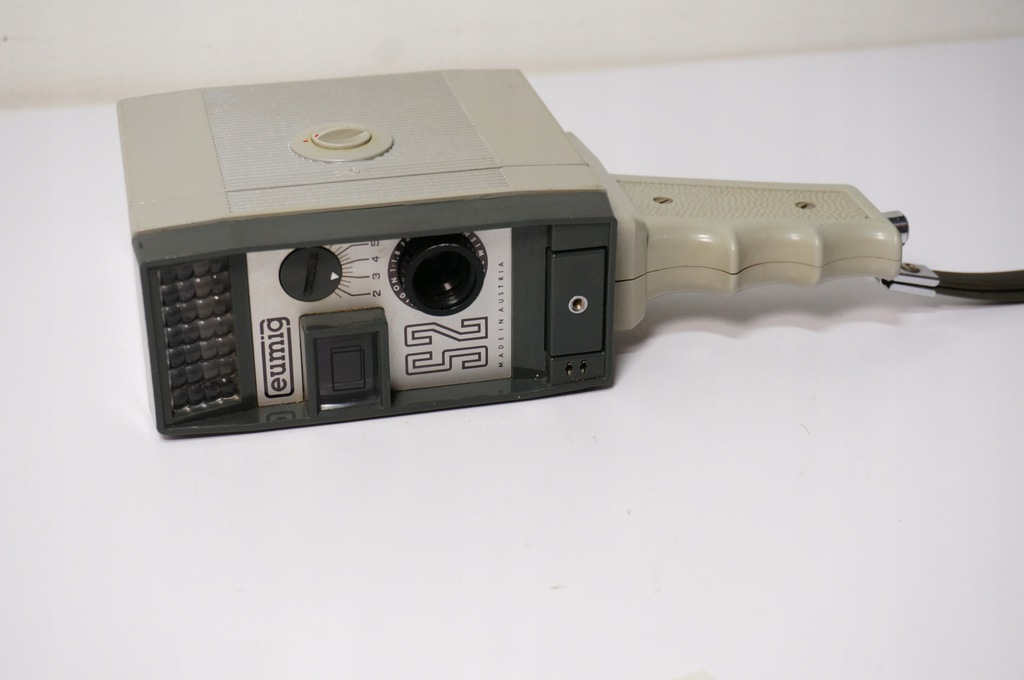 Kamera Analogowa 8mm Eumig S2