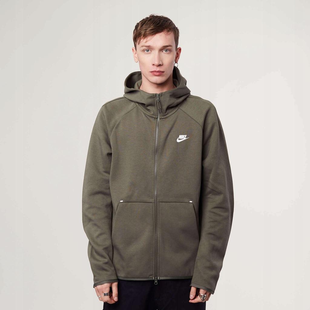 Nike NSW Tech Fleece Hoodie FZ Bluza 064 XL 188 cm