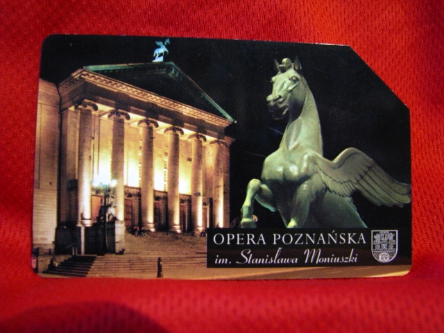 karta Opera Poznańska