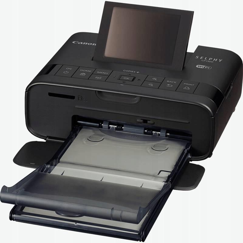 przenośna drukarka Canon Selphy CP1300
