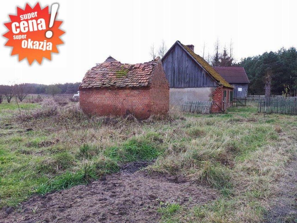 Działka, Łasko, Bierzwnik (gm.), 3607 m²
