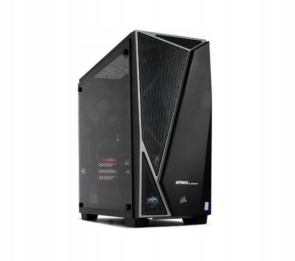 Komputer PC Optimus i7 16GB 1TB+240GB RTX2060 W10