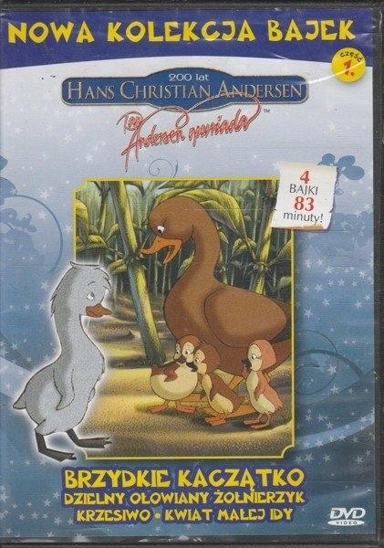 Brzydkie kaczątko i inne bajki DVD