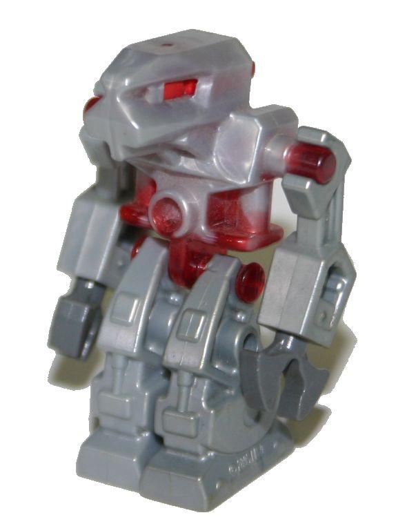 LEGO FIGURKA LUDZIK Z EXO-FORCE - DEVASTATOR