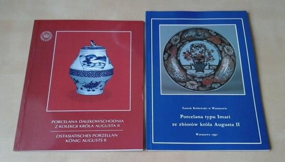 Porcelana dalekowschodnia... + Porcelana Imari