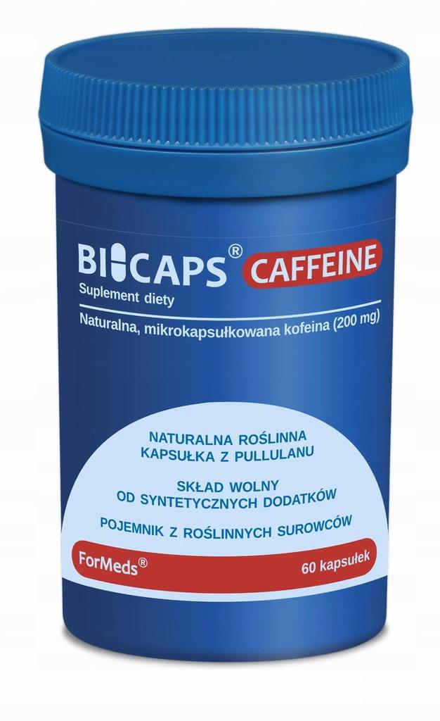 ForMeds BICAPS Caffeine 60K