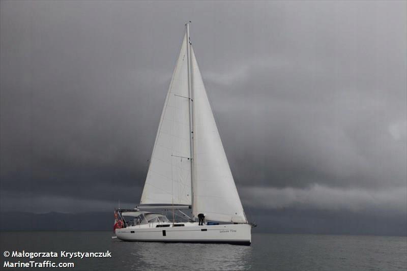 Jacht żaglowy Hanse 445