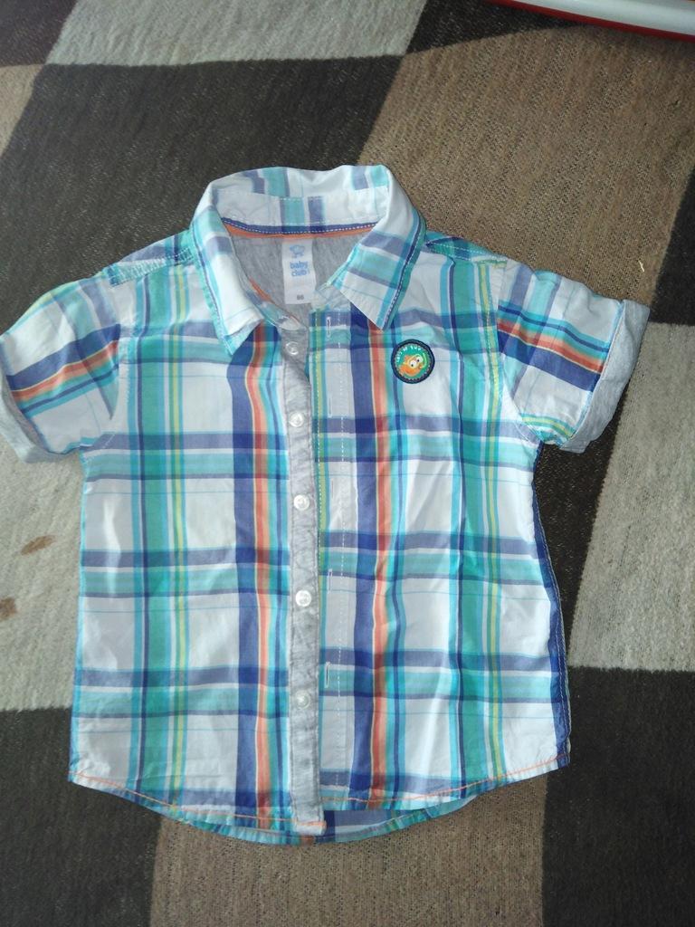 C&A BABY CLUB Koszula chłopięca 86