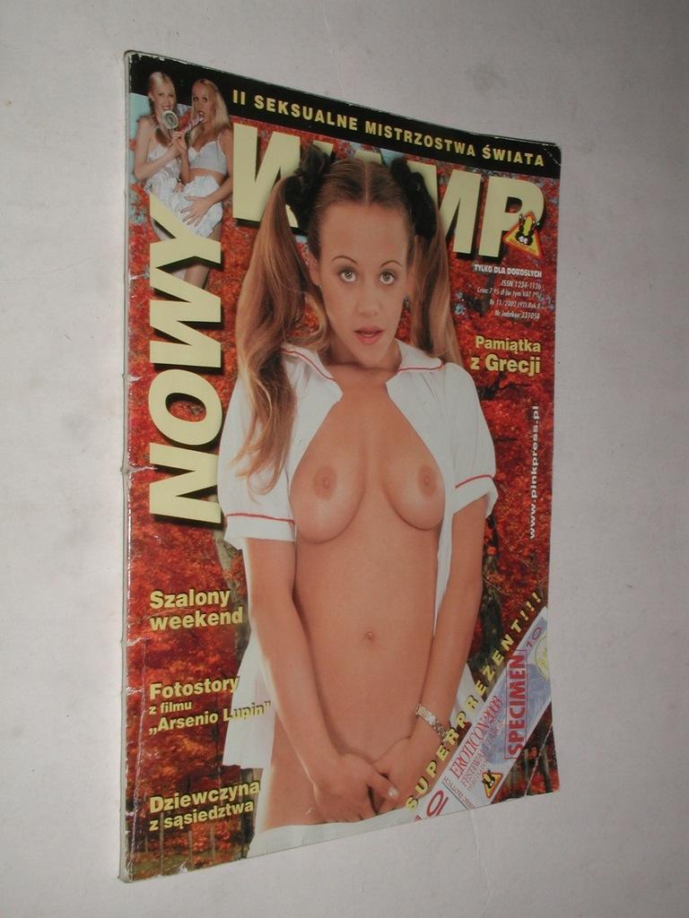 Szalony komiks porno