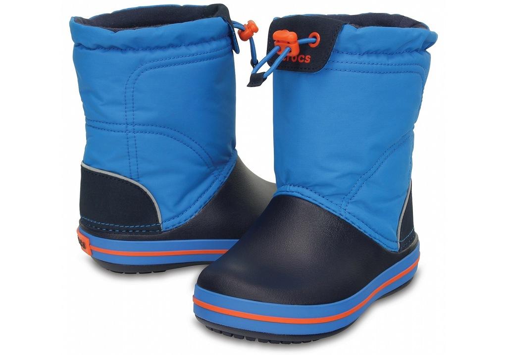 buty dziecięce Crocs Crocband Lodgepoint Boot -