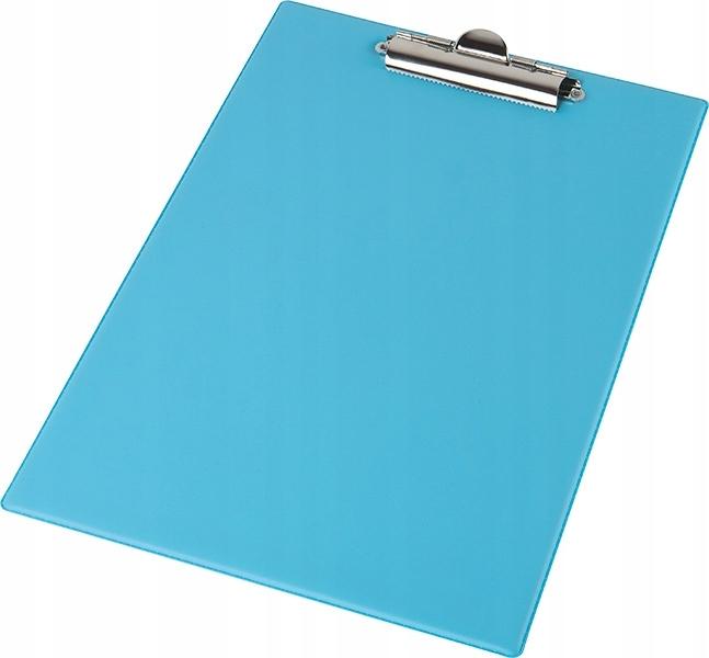 Deska z klipem A5 niebieski (0315-0004-03