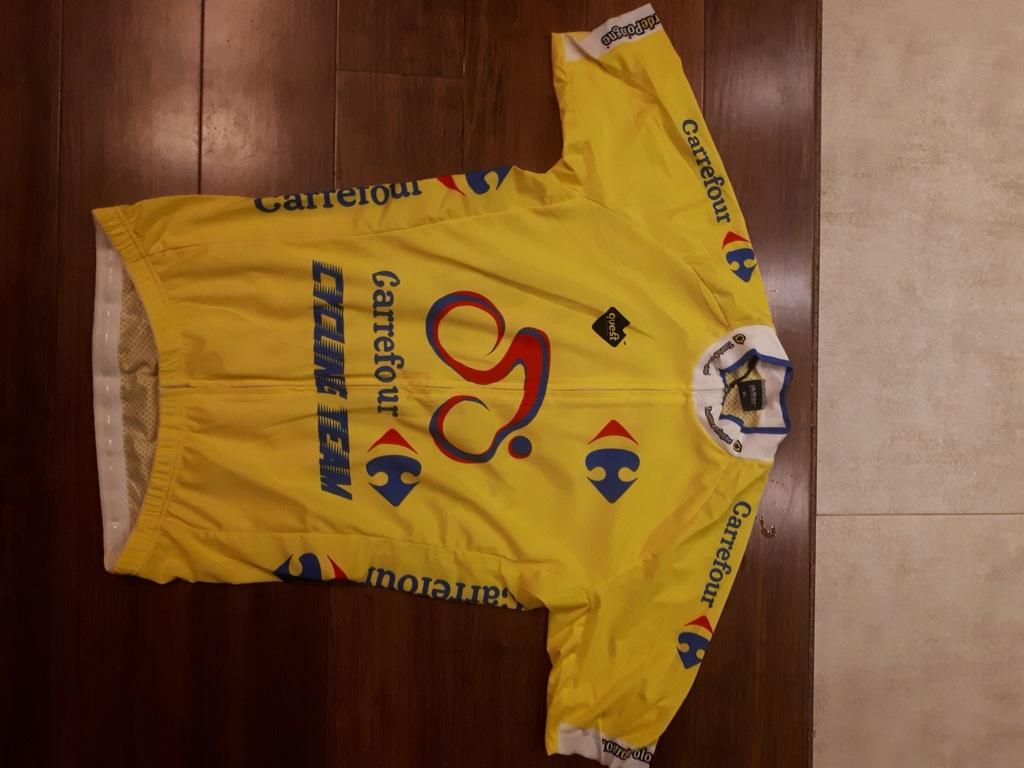 Komplet kolarski TOUR DE POLOGNE - Carrefour 2018