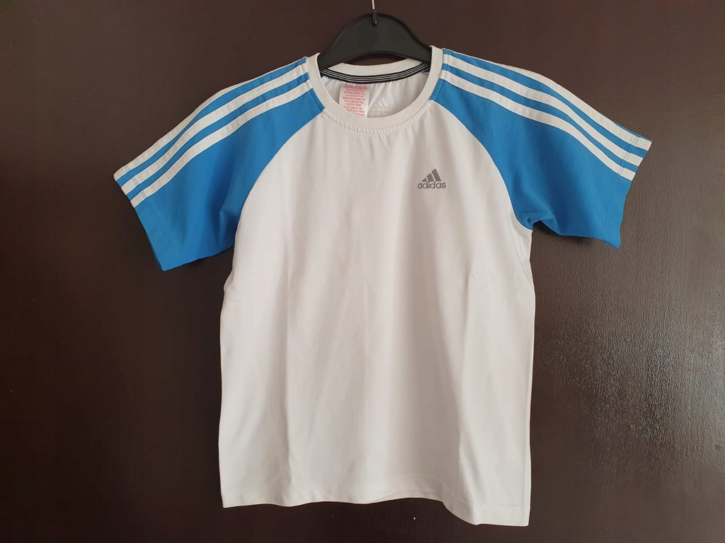 Adidas t-shirt koszulka rozm. 140