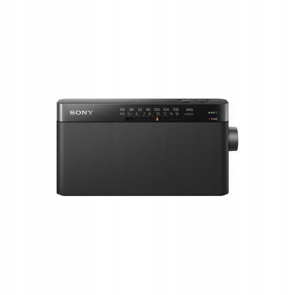 Radio Tranzystorowe Sony ICF-306 Czarny