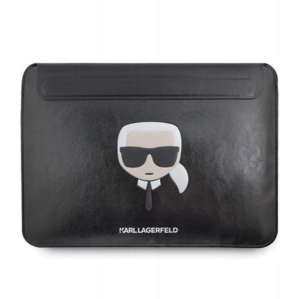 "Karl Lagerfeld Sleeve KLCS133KHBK 13"" czarny"