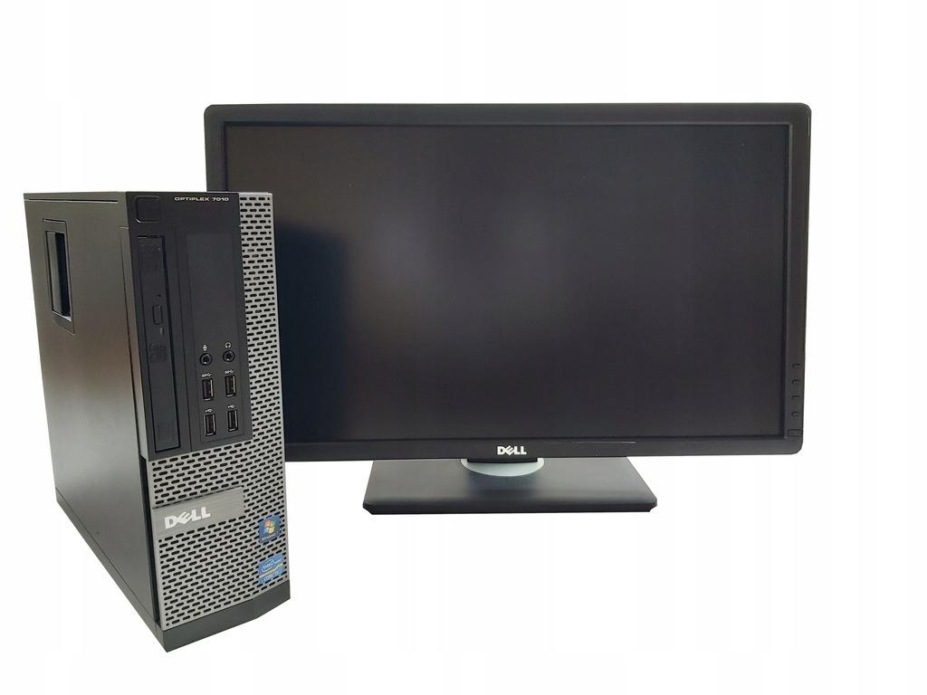 2x zestaw komputerowy DELL i5 8GB 256SSD + Laptop