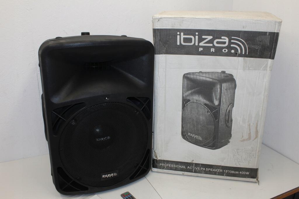 Ibiza Pro15A-BT aktywna kolumna estradowa PA