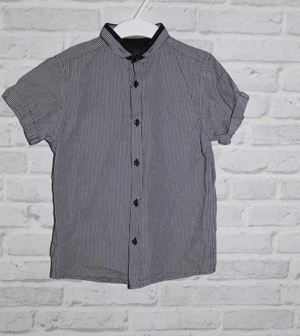 next koszula r.122 krótki rękaw
