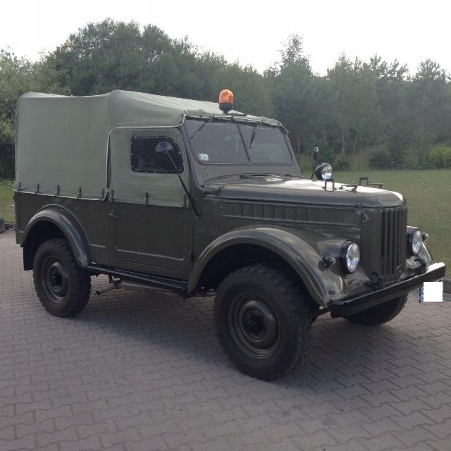 GAZ 69 - 1967 ROK - PO GENERALNYM REMONCIE !!