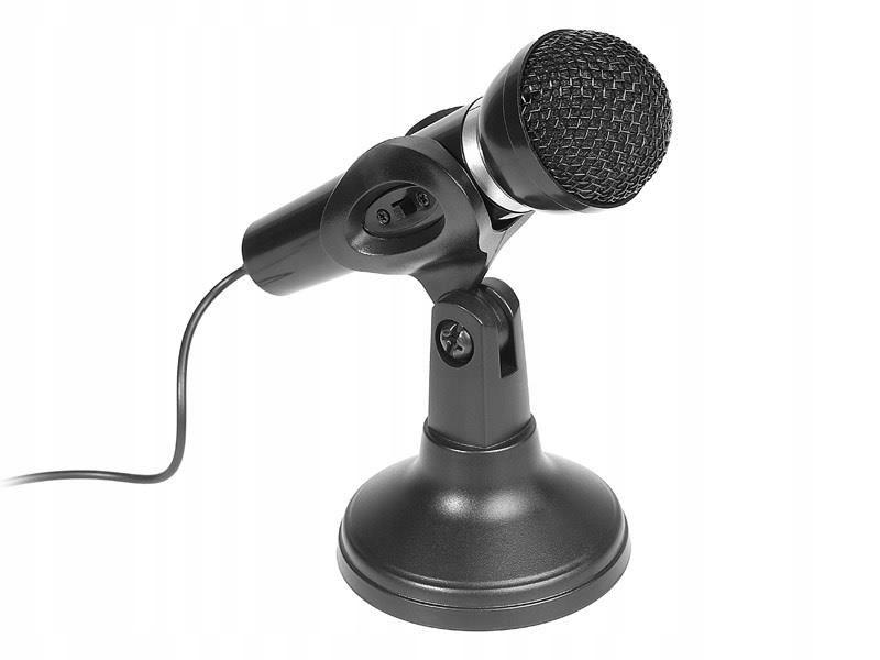 Mikrofon Tracer STUDIO TRAMIC43948 (kolor czarny)