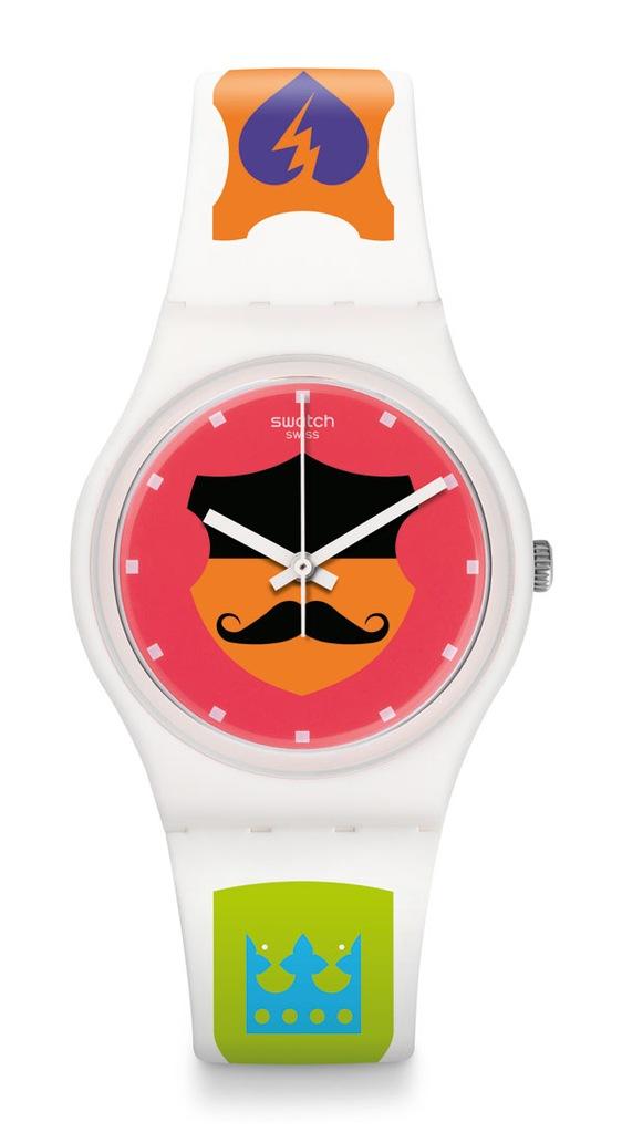 Zegarek Swatch GRAPHISTYLE GW179